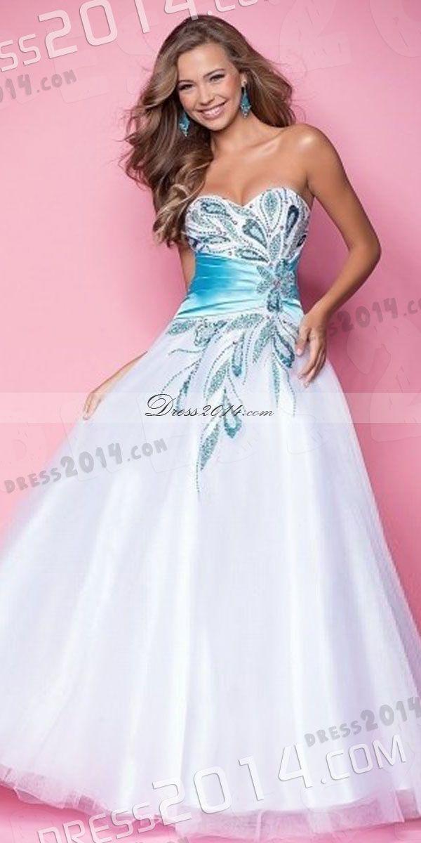 prom dress prom dresses - dress | Pinterest