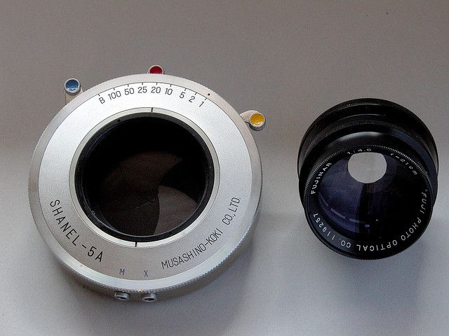 Classical Lens Unit by twin_lens, via Flickr