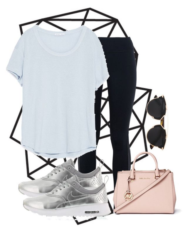 Quot Lucia Quot By Angie81602 On Polyvore Featuring Nike Zara