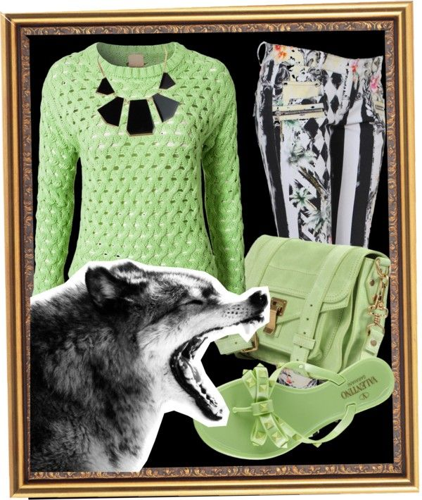 """""""Wolf Hearted"""" by altheabear ❤ liked on Polyvore"""