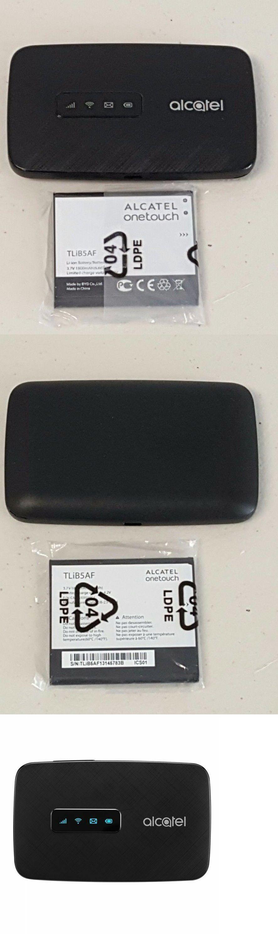 Mobile Broadband Devices 175710: Alcatel Linkzone Mw41tm T-Mobile