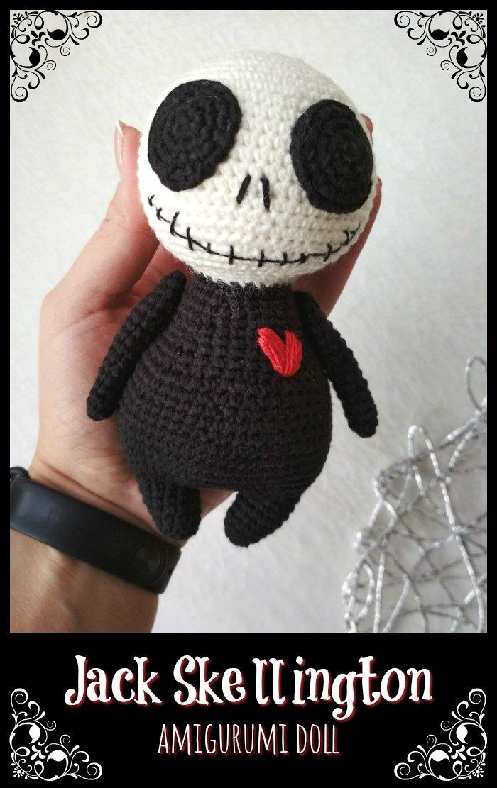 Cute & Creepy Crocheted Creatures
