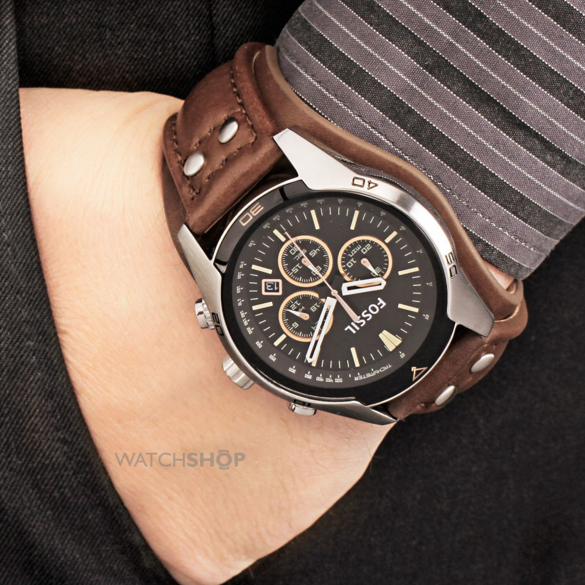 How would you style this Fossil Watch   c454ab16be