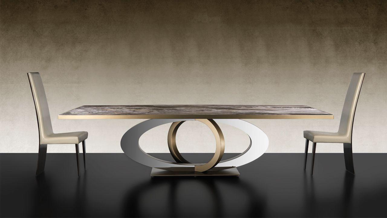 Galassia 72 Tavoli Da Pranzo In Marmo Sala Da Pranzo Lusso Design Della Sala Da Pranzo