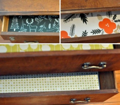 Best 25 Drawer Liners Ideas On Pinterest Diy Drawer