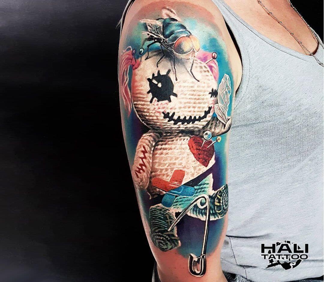 Die 14 Besten Ideen Zu Puppen Tattoo Puppen 11