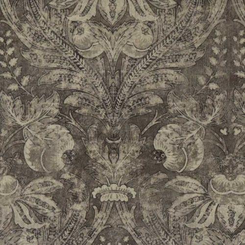 Lapura Green Velvet Upholstery Fabric | Damask