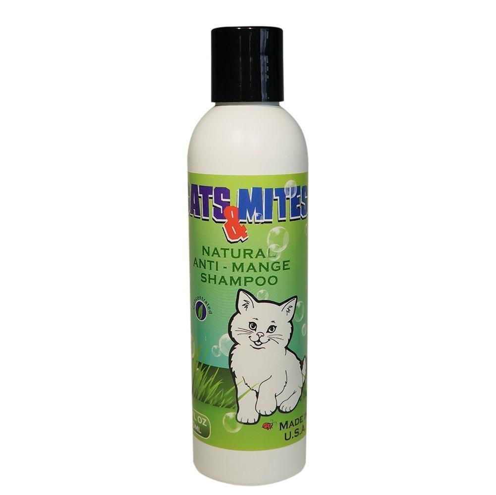 Cat Skin Allergy Relief Shampoo, Therapeutic With