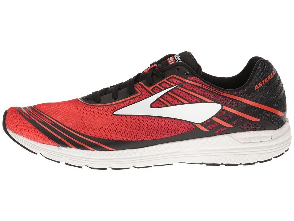 b4304c70a0c Brooks Asteria Men s Running Shoes Toreador Cherry Tomato Black ...