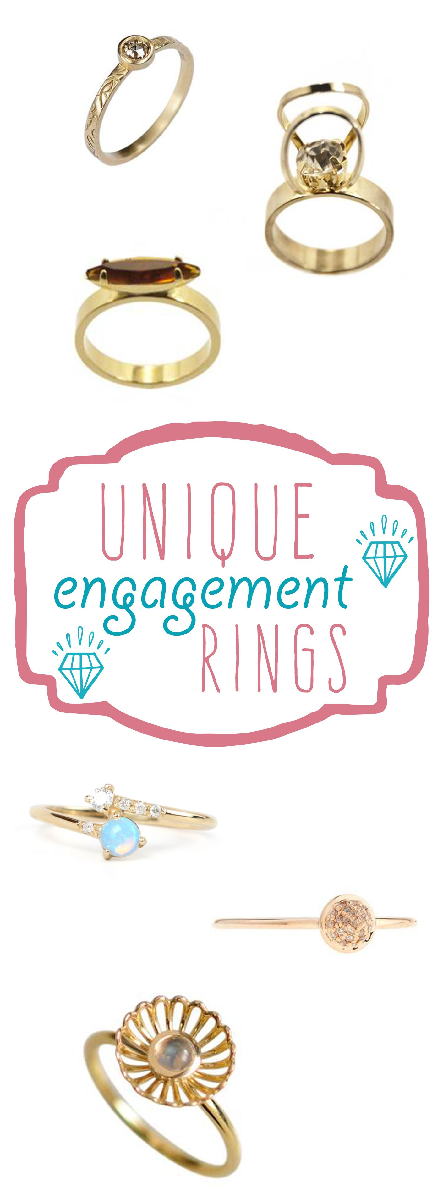 engagement weddings rings bride modern types articles of easy