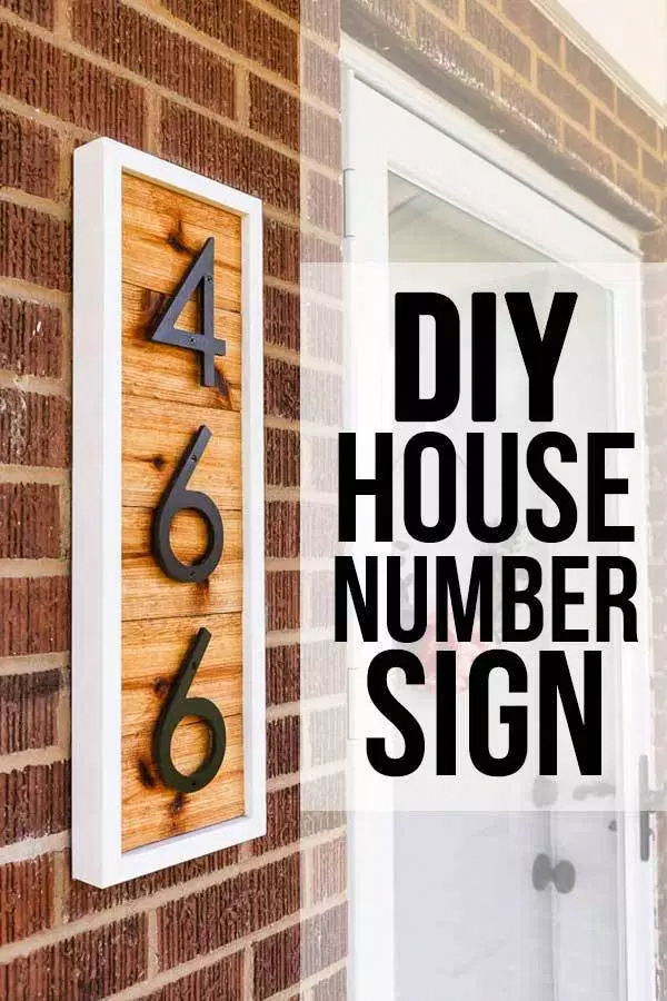Make your front porch look more inviting by creating a DIY