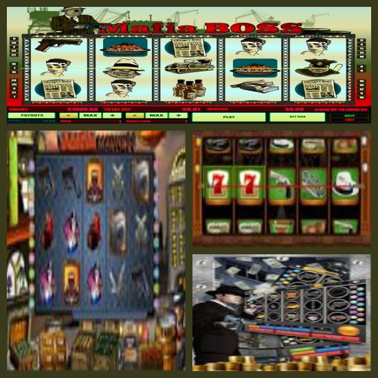 игровой автомат мафия бесплатно