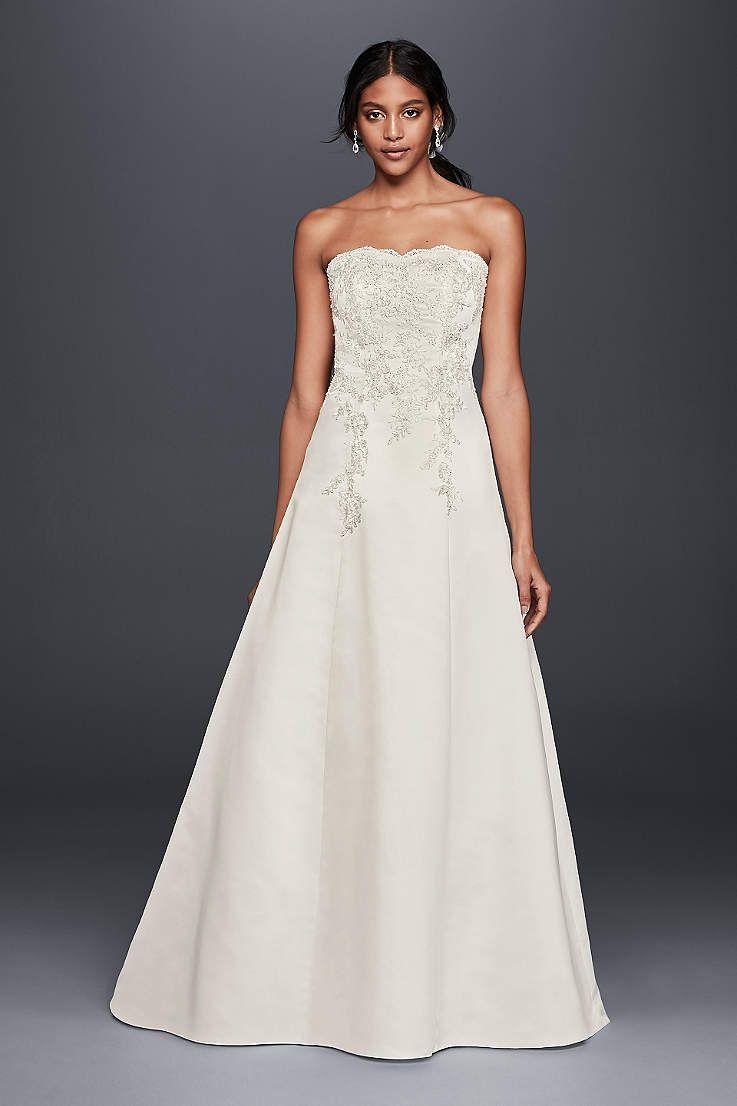 Wedding dresses under $200  Wedding Dresses Under   Davids Bridal  Hunt u Mallory