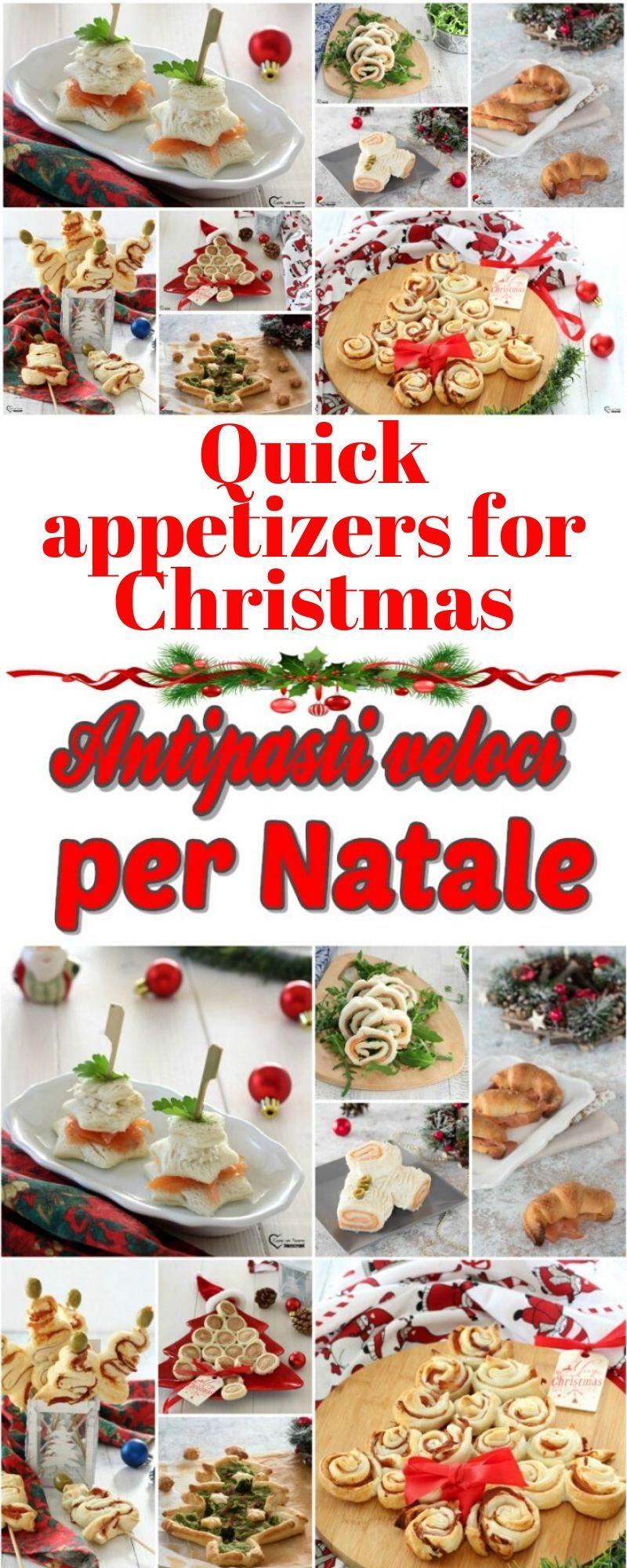 Antipasti Per Vigilia Di Natale Giallo Zafferano.Antipasti Veloci Per Natale Antipasti Per Capodanno Feste Natalizie Ricette Di Cucina Ricette Antipasti Di Natale