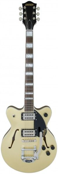 Gretsch G2655T Streamliner Center Block Jr. with Bigsby Golddust - Kenny's Music