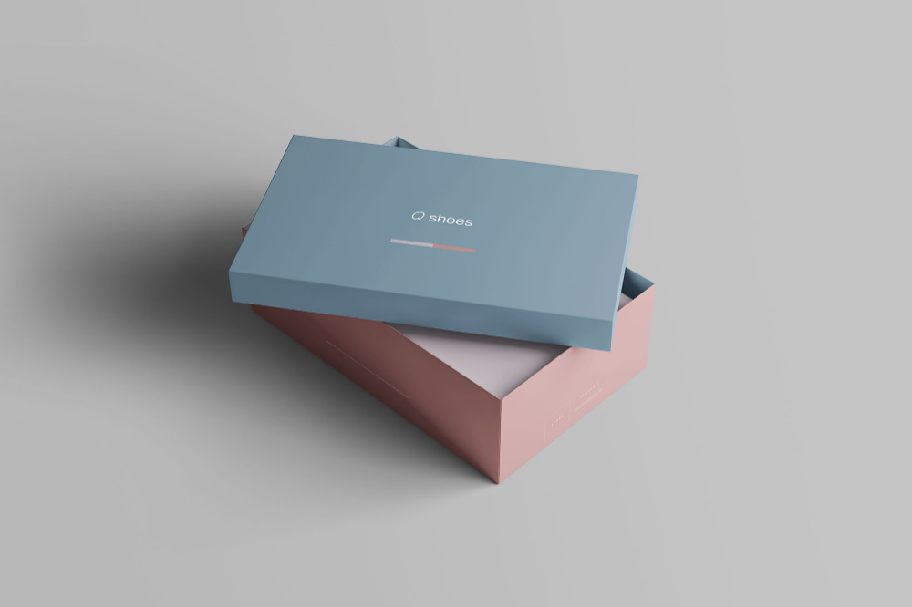 Download Shoe Box Mockup Box Mockup Mockup Shoe Box
