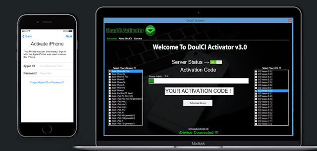 doulci activator v7 0 username and password free