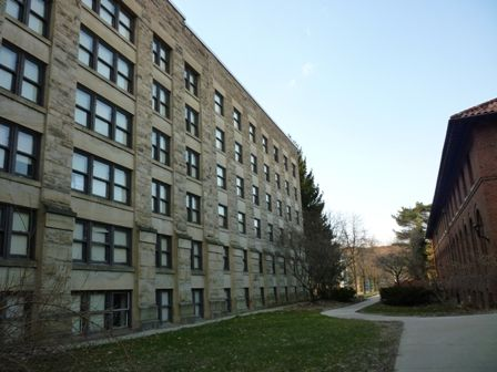 Tess Yanisch '13 takes a behind-the-scenes tour of Oberlin.