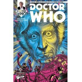 Doctor Who: 3rd Doctor #1 (Boo Cook Forbidden Planet/Jetpack Comics Exclusive Signed Edition Variant) £4.50