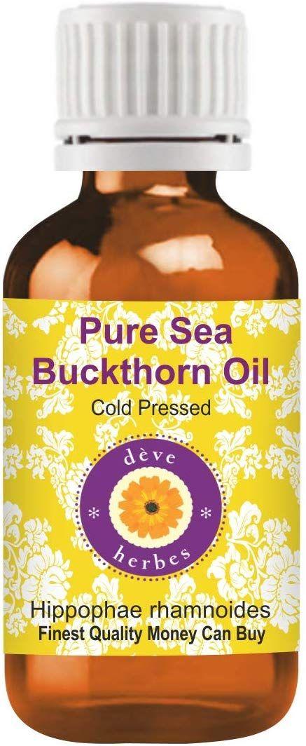 sea buckthorn facial oil