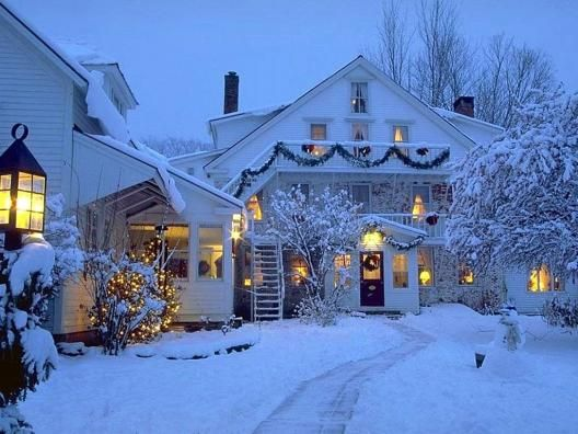 Nestled In The Heart Of Townshend Vermont Windham Hill Inn Is Just Steps Away From National Forests Gardens Museumore