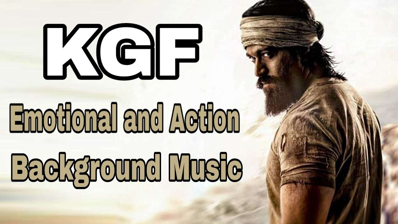 KGF #KGFBGM presenting background music of movie KGF chapter