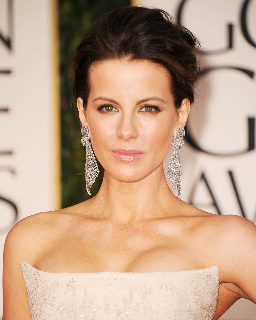 Fashion week Get beckinsales kate sultry smoky eye for lady