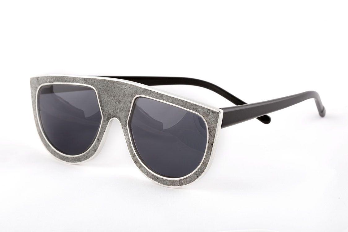 Concrete Sunglasses by XYZ Integrated Architecture | Design | Pinterest