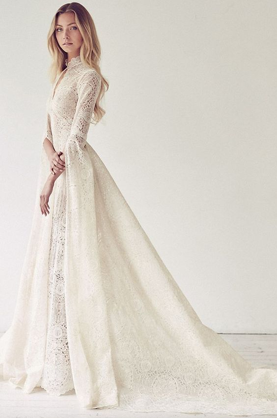Wedding Dress Inspiration - Suzanne Harward | Latest Wedding Dresses ...