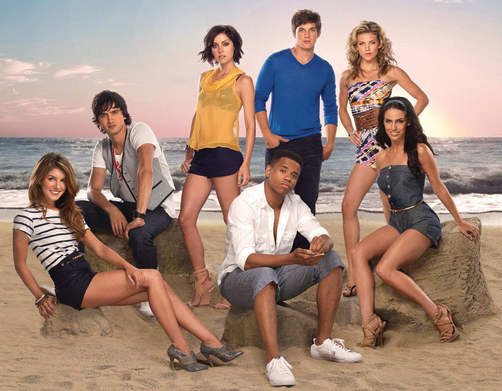 the show 90210 cast -