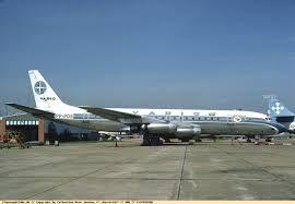 Douglas DC-8 Varig