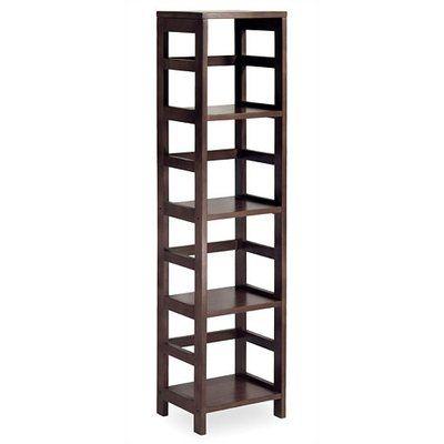 Andover Mills Murphysboro 4 Section Storage Shelf Narrow Shelves