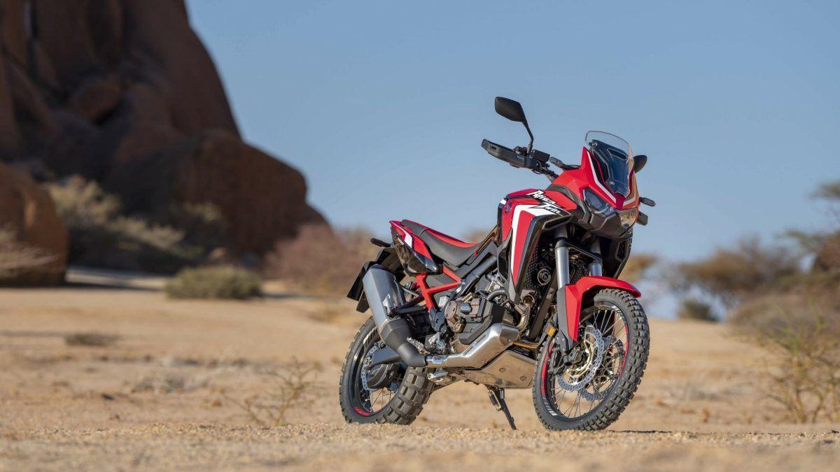 Nueva Honda Africa Twin 2020 Honda, Embragues, Motocicletas