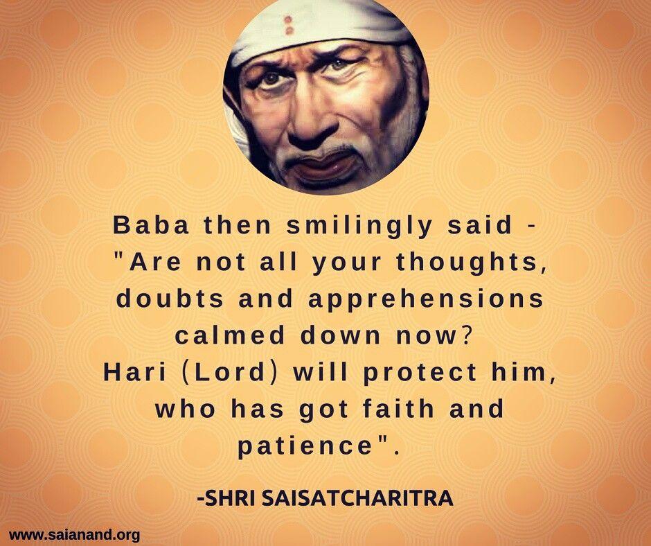 Pin by Sai Anand Foundation on shirdi Sai Baba Quotes/sai