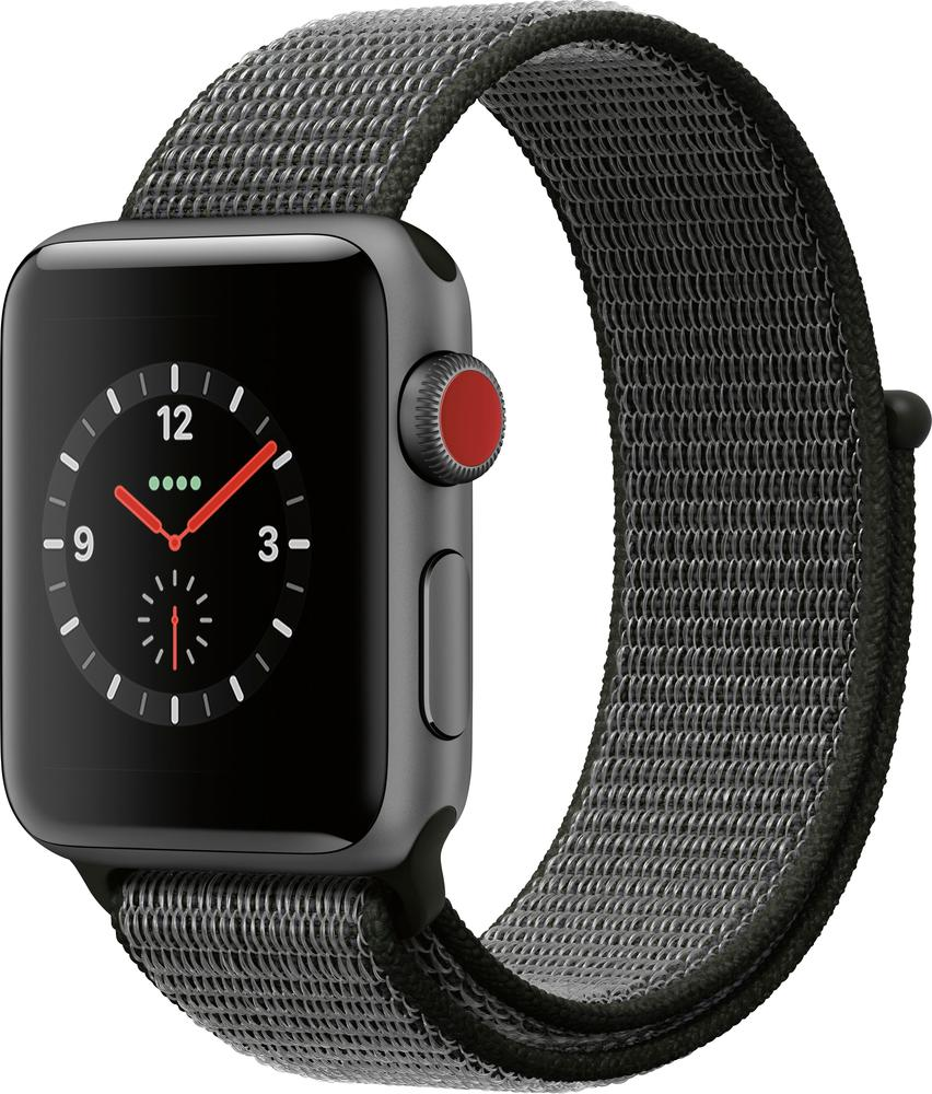 Apple Apple Watch Series 3 (GPS + Cellular) 38mm Space