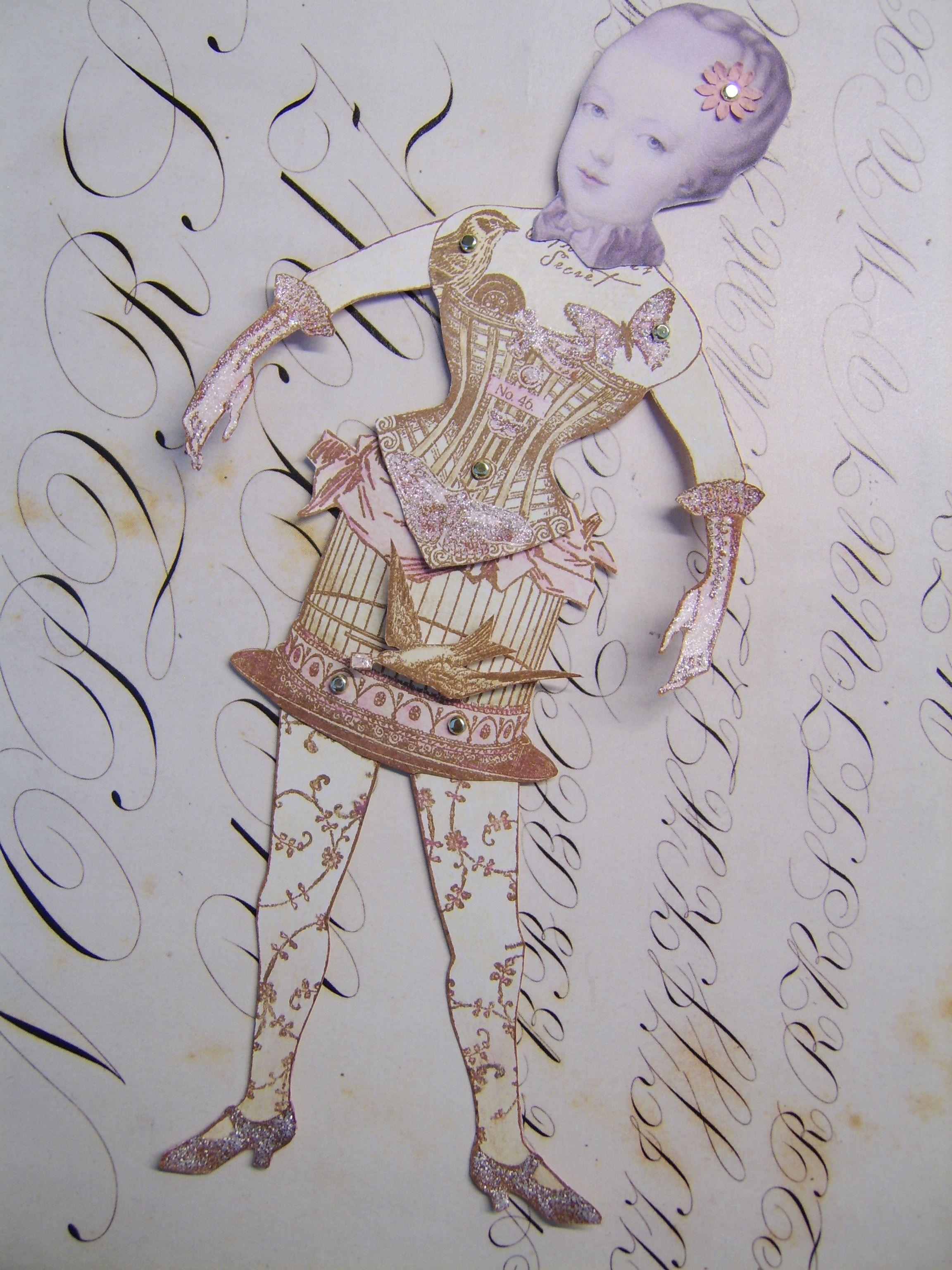 Made by Nancy Dooren.