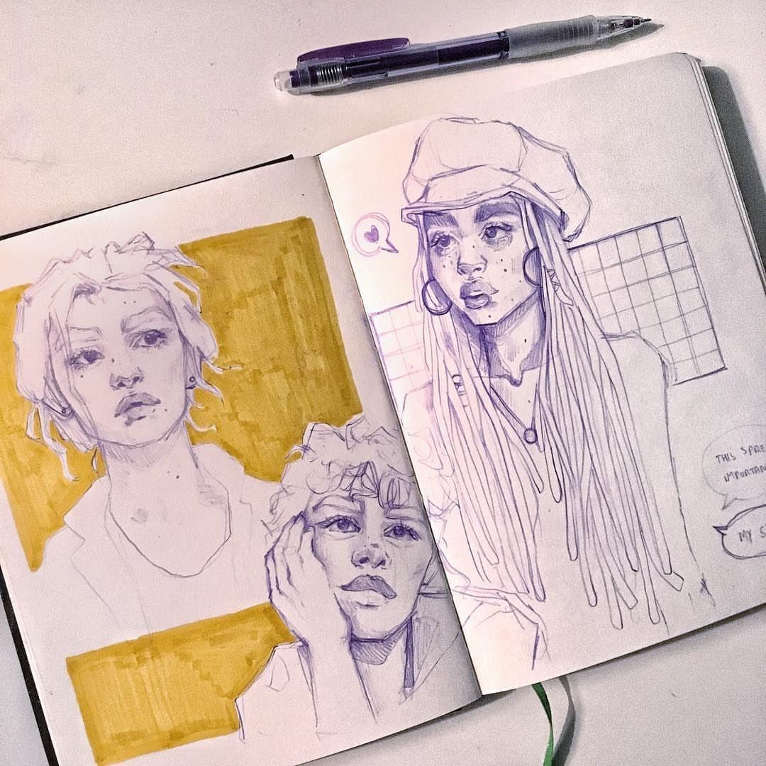 Pypah S Art Art Art Sketchbook Cute Art