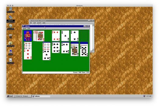 You can now download Windows 95 as an app for Mac, Windows