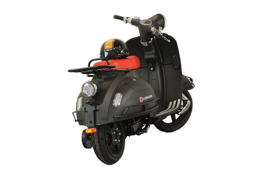 race star vintage 3000 elektro roller retro e scooter. Black Bedroom Furniture Sets. Home Design Ideas