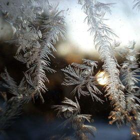 Un amanecer en invierno!