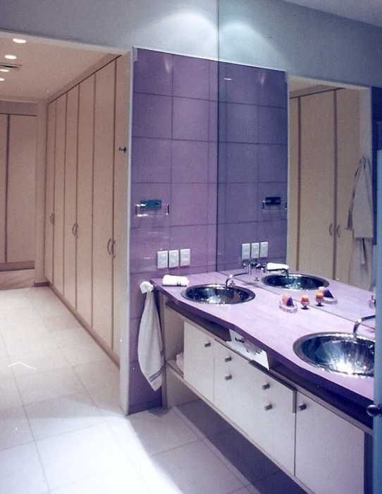 22 Modern Interior Design Ideas with Purple Color, Cool ...