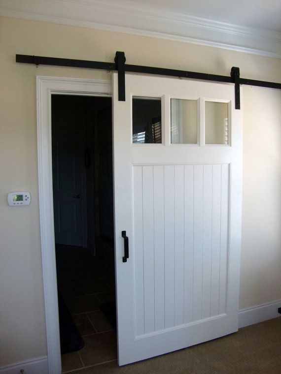 ATLANTA Custom Interior Barn Doors Panel Style by YoureUnique