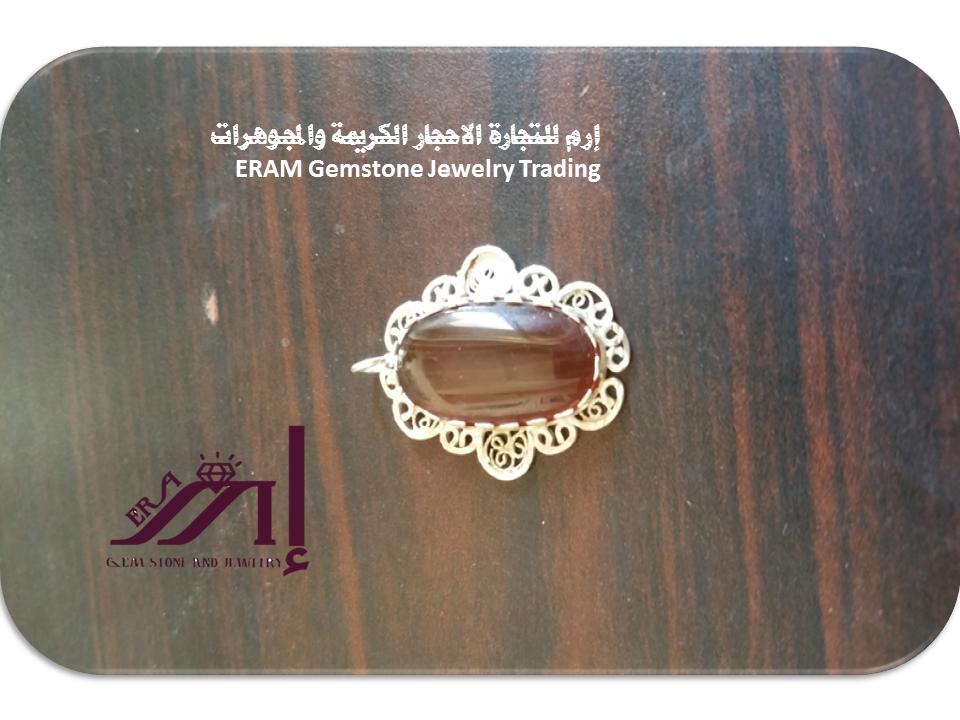 قلادة نسائي كلاسيك عقيق يمني احمر كبدي دم الغزال طبيعي 100 Agate Gemstone Jewelry Gemstones Jewelry