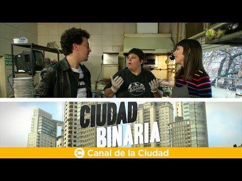 ¿Pollo o pastas?, diferentes comidas para disfrutar de una dieta equilibrada en Ciudad Binaria - YouTube
