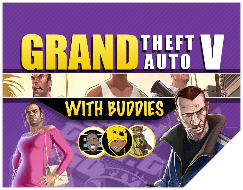 Grand Theft Auto 5 Online Funny Moments | GTA V @BGgaminPro @AyChristene...
