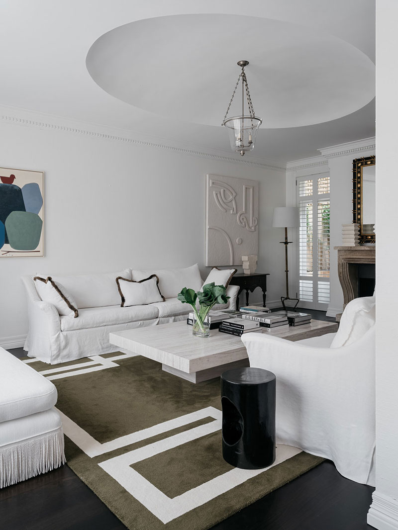 Refined Modern Interiors By Australian Designer Phoebe Nicol With