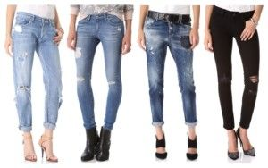 choosing Jeans for women