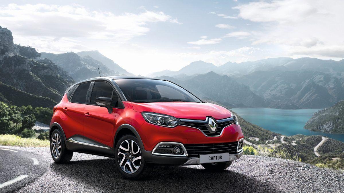 Renault Captur Limitiertes Sondermodell Aussendesign Neue Wege