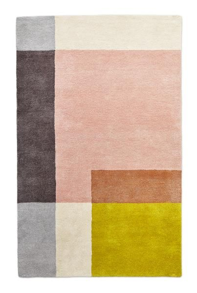 PASTELS PLEASE! Rugs by Gus* Design Group