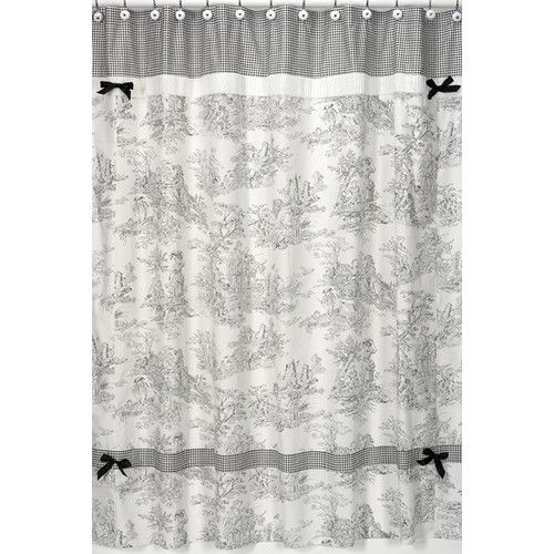 Found It At Wayfair Ca French Toile Shower Curtain Fabric